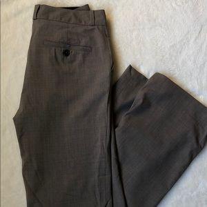 Banana Republic Harrison fit wool/spandex pants